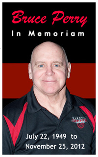 Memoriam Page for Bruce Perry