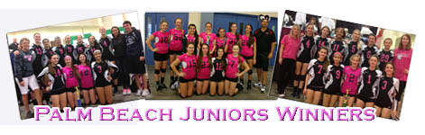 Click to see all Congratulations Photos of Palm Beach Juniors Trophy Winning teams
