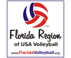 Florida Region of USA Volleyball - Go to website